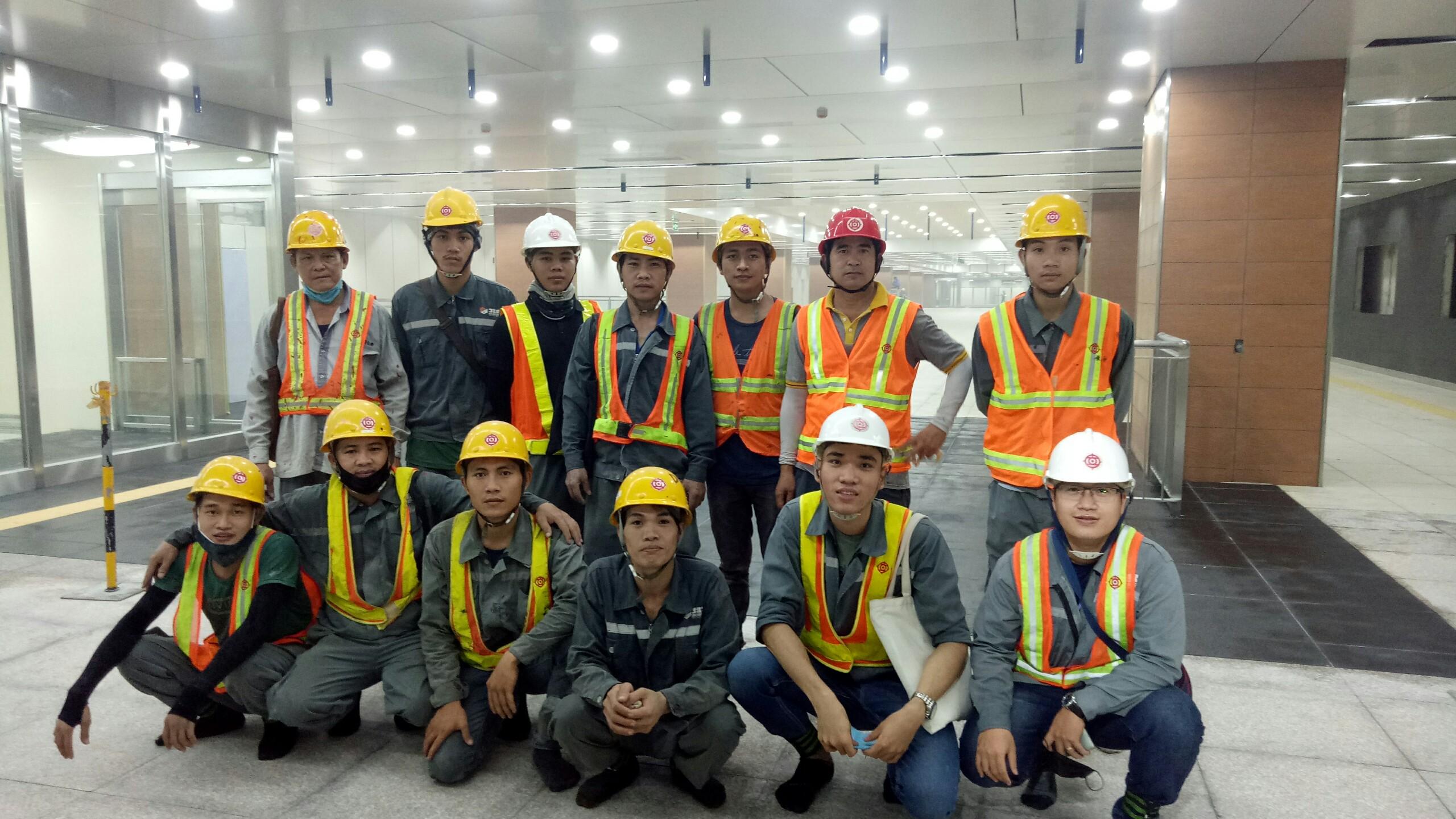 388IC đẩy nhanh tiến độ dự án Metro số 1 (Bến Thành – Suối Tiên)